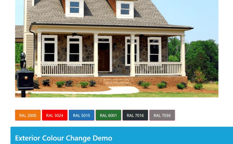 Colour Change Demo Image